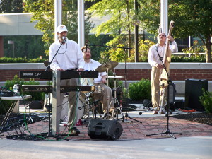 Kevin McGuire Jazz Trio at UT